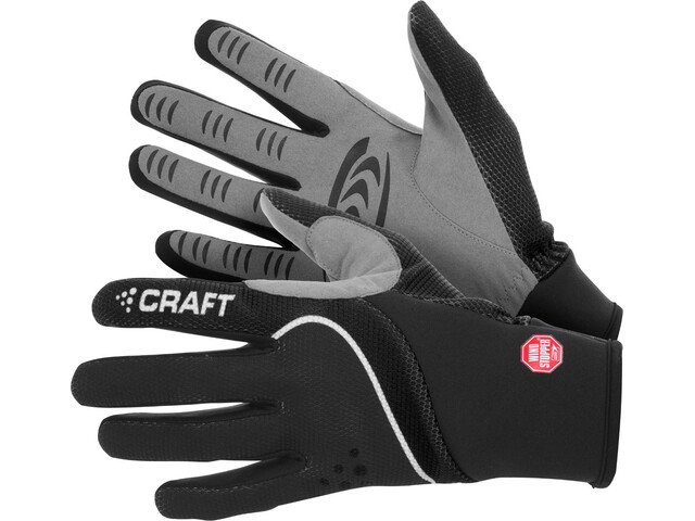 Craft Power WS Gloves Unisex Black/White